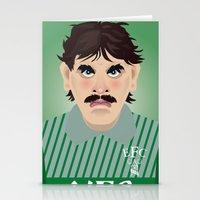 Big Neville Southall, Ev… Stationery Cards