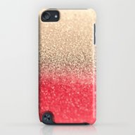 GOLD CORAL iPod touch Slim Case