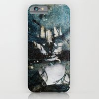 iPhone & iPod Case featuring Tousled bird mad girl 2 by  Maʁϟ