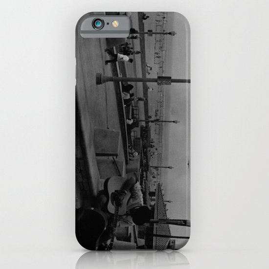 A Lone Traveller  iPhone & iPod Case