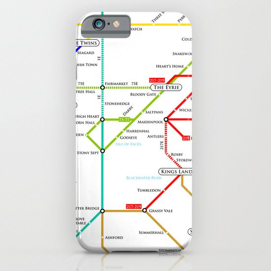 The Bus is Coming. iPhone & iPod Case