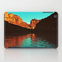 Deep Reflections iPad Case