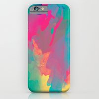 iPhone & iPod Case featuring The colors mix by Msimioni