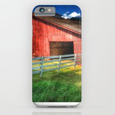 Barn in Valle Crucis, NC Slim Case iPhone 6s