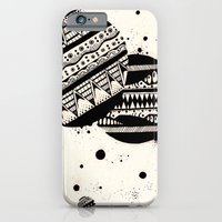Pattern Doodle One iPhone 6 Slim Case