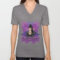 OUAT - Something Evil This Way Comes Unisex V-Neck