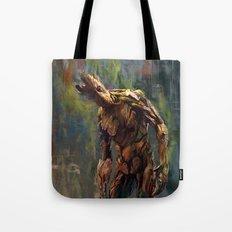 I Am Groot! Tote Bag