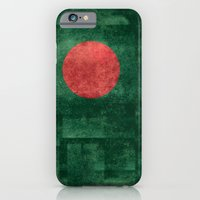 Flag Of Bangladesh - Vin… iPhone 6 Slim Case