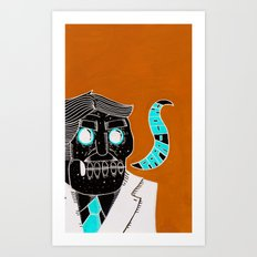 Happy Birthday Dad! Art Print