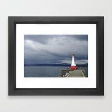 Stormwatch Framed Art Print