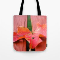One for Fall Tote Bag