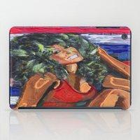 Farrah iPad Case