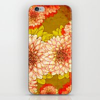 Flower Two A iPhone & iPod Skin