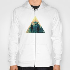 Shape of the ocean Hoody