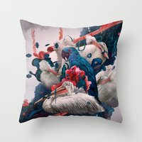 Repeat Throw Pillow