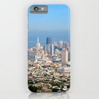 Twin Peaks, San Francisco iPhone 6 Slim Case