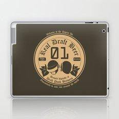 Draft Punk Laptop & iPad Skin