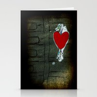 Love Malfunction Stationery Cards