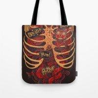 Anatomical Study - Day O… Tote Bag