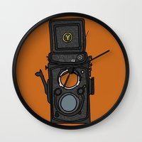 Yashica Wall Clock