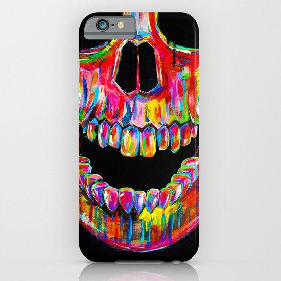 Chromatic Skull iPhone & iPod Case