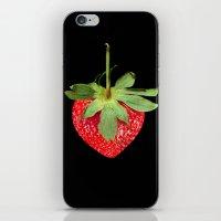 Strawberry iPhone & iPod Skin