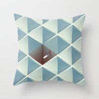 Physica Obscura Throw Pillow