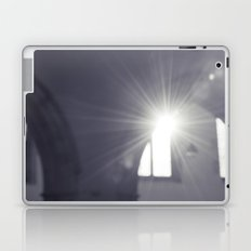 blurred faith... Laptop & iPad Skin