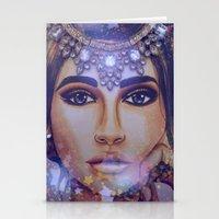 Venus  - By Ashley-Rose … Stationery Cards
