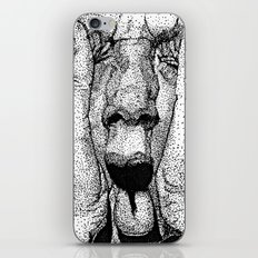 point face iPhone & iPod Skin