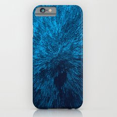 Bold Burst in Blue Slim Case iPhone 6s
