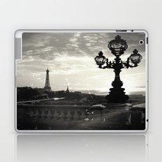 Mysterious Paris Laptop & iPad Skin