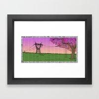 For Juliet Framed Art Print