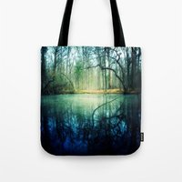 Enchantment of Everaft Tote Bag