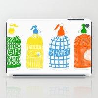 Barcelona vermouth iPad Case