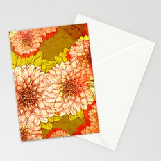 Flower Two A Stationery Cards