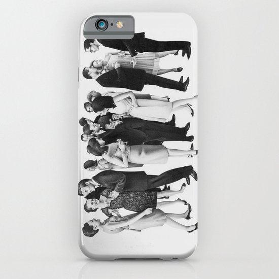white people iPhone & iPod Case