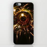 Gold Dust iPhone & iPod Skin