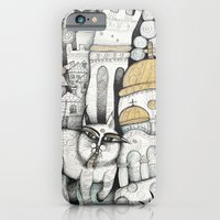 iPhone & iPod Case featuring VILLAGES OF MY CHILDHOOD by ALBENA