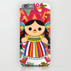 Maria 2 (Mexican Doll) iPhone 6s Slim Case