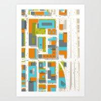 Ground #04 Art Print