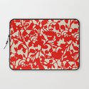 Earth Red Laptop Sleeve