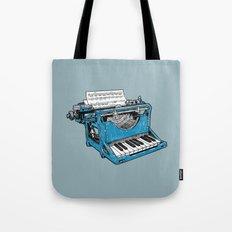 The Composition - Original Colors. Tote Bag