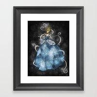 Bibbidi Bobbidi Framed Art Print