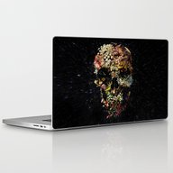Smyrna Skull Laptop & iPad Skin