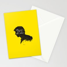 The Odds – Han Solo Silhouette Quote Stationery Cards