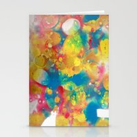 Colour Mix II Stationery Cards