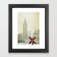 London Impressions Framed Art Print