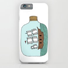 Ship in a Bottle Slim Case iPhone 6s