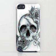Skull & Roses iPod touch Slim Case